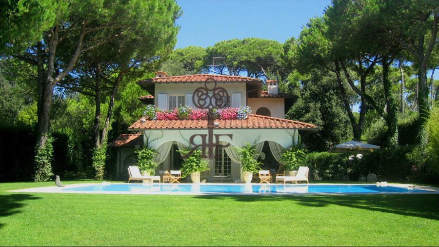 Affitto villa con piscina f204 forte dei marmi - Villa dei sogni piscina ...