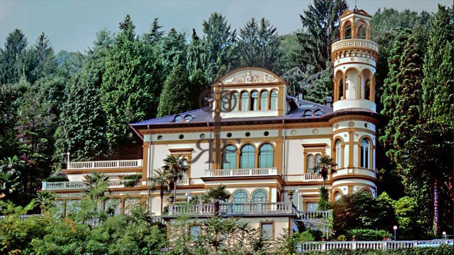 vendita villa lm519 lago maggiore